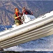 Лодки надувные под мотор фото