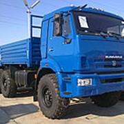 Бортовой КамАЗ-5350-6015-42 (КамАЗ 5350-42) фото