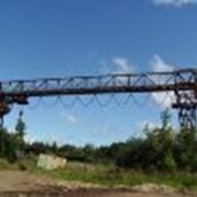 Козловой кран, г/п 32т., колея 32м., в/п 10м.калининградский фото