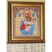 Иконы из бисера Украина фото