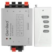 Контроллер RGB для пикселей группового контроля Geniled GL-RF5V4A-sl фото