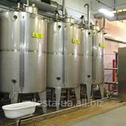 Системы для мойки емкостей для хранения и переработки молока, CIP-установки фото