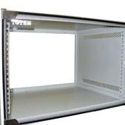 Шкаф настенный 12U серия WS (520х450х595) серый фото