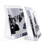 Информационная подставка для буклетов Durable А4 фото