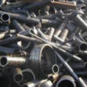 Заготовка, переработка вторичных черных металлов фото