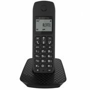 Телефон DECT Alcatel E132 Black (3700601414745) фото