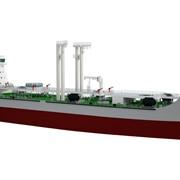 Средний морской танкер проекта 23130 фото