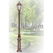 Чугунный фонарь Санкт-Петербург 4 фото