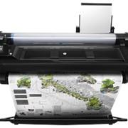 Принтер HP Designjet T520 36-in ePrinter фото