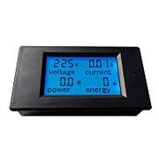 Ампервольтметр переменного тока PZEM-021, 0 ~ 20A фото