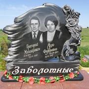 Памятники гранитные по умеренным ценам от производителя фото