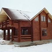 Дома деревянные,готовые проекты. фото