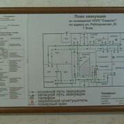 Инструкция к плану эвакуации фото