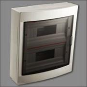 Шкаф монтажный Viko 24 автоматический открытый фото