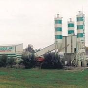 Заводы для приготовления цементобетонных смесей фото