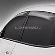 Дефлекторы окон Датсун Он До (Datsun on-Do) 2014-, седан, комплект 4шт, Vinguru фото