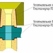 Уплотнительные вставки для сухой сборки разливочных узлов сталь – ковшей фото