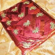 Скатерть с вышивкой 1707 фото