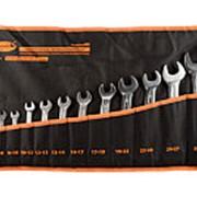 Набор ключей АвтоДело рожковых 12 предметов 37012 фото
