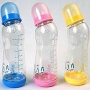 Бутылочка антиколиковая с силиконовой соской, антикиколиковым клапаном и колпачком 250 мл, Возраст: 3+, Материал:поликарбонат, медицинский силикон немецкой фирмы Bayer, Упаковка: хедер фото