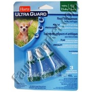 Капли 3в1 для собак от блох, клещей и комаров от 2,5 до 6 кг 1 шт Hartz фото