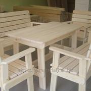 Мебель для бань и саун фото