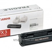 Услуга заправки картриджа Canon FX-3, Fax L-300/L-250/MP-L90 для лазерных принтеров фото