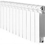 Биметаллический радиатор Global Style Extra 500 12 секц. фото