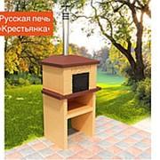 """Русская печь """"Крестьянка"""" фото"""