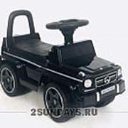 Толокар Mercedes-Benz G63 JQ663 черный фото