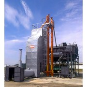Зерносушилка шахтная фото