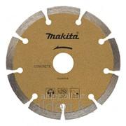 Сегментированный алмазный диск Makita 180 мм 18523947 фото