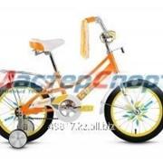 Велосипед городской Little Lady Azure 16 фото