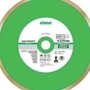 Алмазный отрезной диск фото