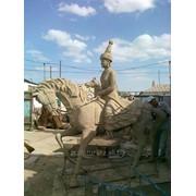 Скульптуры на заказ в Алматы фото