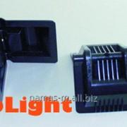 Уголок твёрдый защитный DoLight для ленты до 75 мм фото