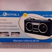 Радиоприемник SONIKA SA-9011 USB/SD фото