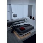 Кровать двуспальная Novamobili Square фото