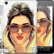 """Чехол на iPad mini 3 Девушка_арт """"3005c-54"""" фото"""