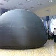 Надувные мобильные планетарии фото