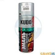 Краска KUDO алюминиевая 520мл фото