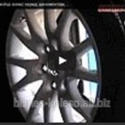 Автоматическая мойка колес фото