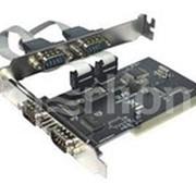 Контроллер * PSI COM 4-port WCH353 bulk фото
