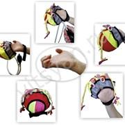 Тренажер для кистей рук (Дутик с косичками, р.XXS)ВиЦыАн-АППК-03 фото