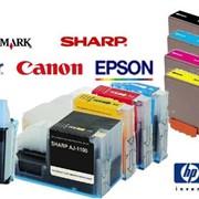 Картриджи различных производителей фото