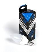 5W (60W) iPower Premium лампа LED, Свеча (В35), E14, 4000K (Белый) (IPPB5W4000KE14) фото