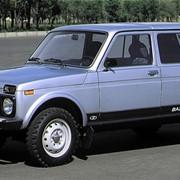 Автомобиль легковой внедорожник LADA 4x4 5-дв. фото
