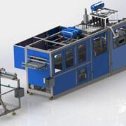 Tермоформер автоматический СТА-500ММ MultiForm (производство лотков, контейнеров, крышек, банок, стаканов, коррексов, ланч-боксов, блистерной упаковки) фото