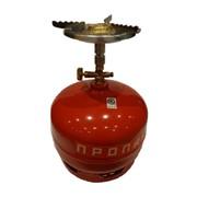Таганок Дачник с плиткой-горелкой фото