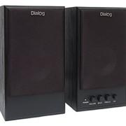 Система акустическая Dialog W-203 black фото